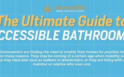 The Ultimate Guide to Accessible Bathrooms