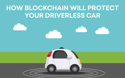 How Blockchain Will Protect Your Driverless Car