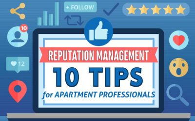 10 Reputation Management Tips for Apartment Pros