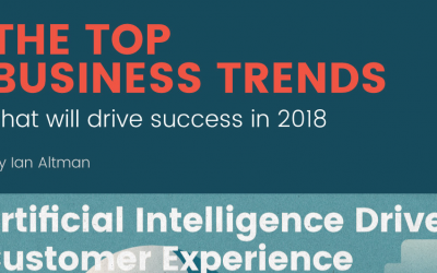 Top Business Trends That Will Drive Success in 2018
