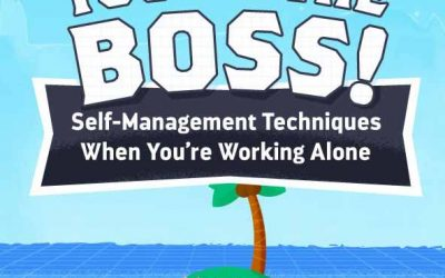 Self-Management Techniques When You're Working Alone