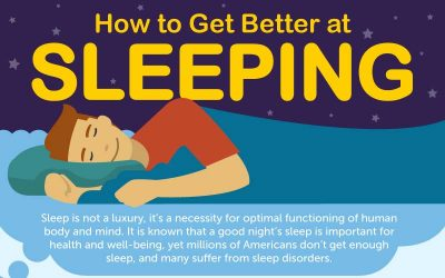 How to Get Better at Sleeping