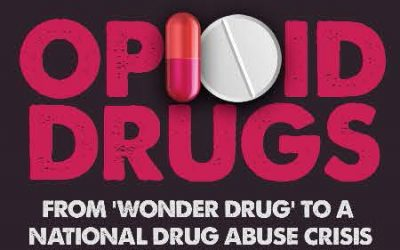 Opioid Drugs – From 'Wonder Drug' To A National Drug Abuse Crisis