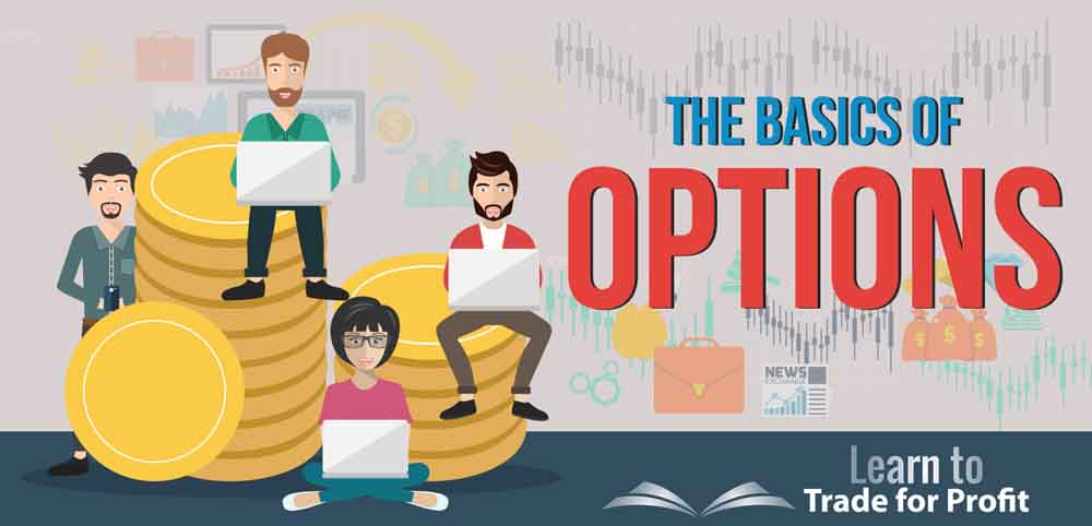 Learning the basics of option trading