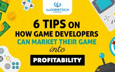 How Game Developers Can Market Their Game Into Profitability
