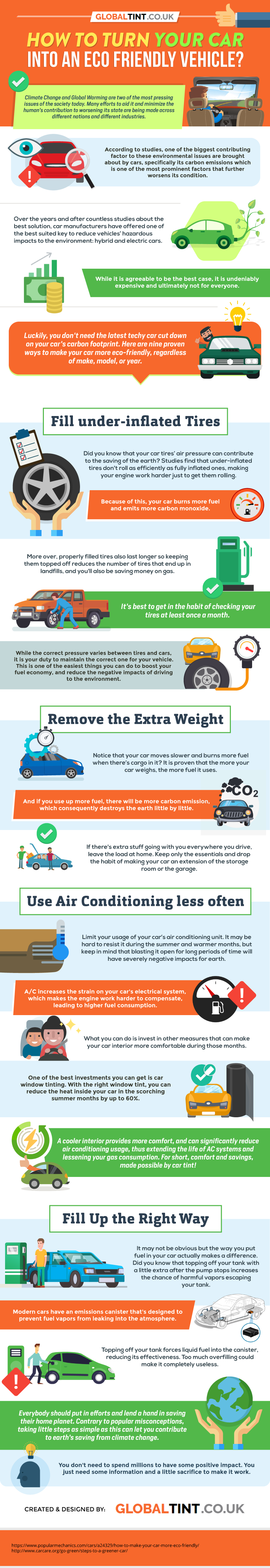 How To Turn Your Car Into an Eco-friendly Vehicle?