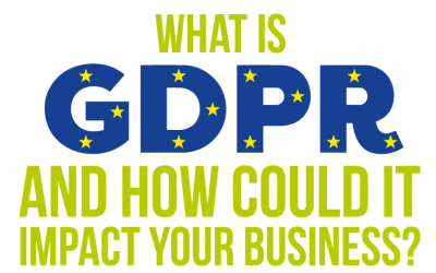 What is GDPR & How Could It Affect Your Business?