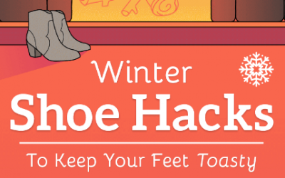 Winter Shoe Hacks to Keep Your Feet Toasty