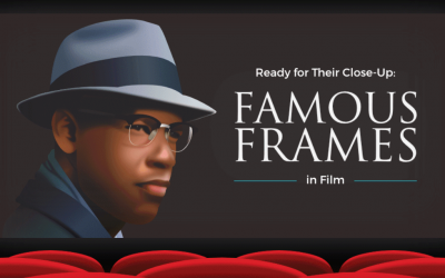 Ready For Their Close-up: Famous Frames In Film
