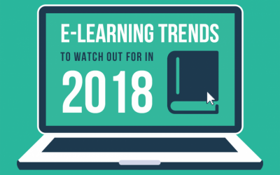 Top E-Learning Trends To Watch Out For In 2018