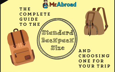 The Complete Guide to the Standard Backpack Size