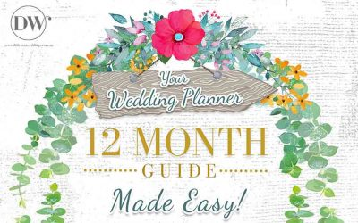 Your Wedding Planner: 12 Month Guide Made Easy!