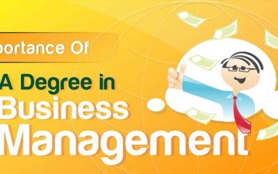 Importance of a Degree in Business Management