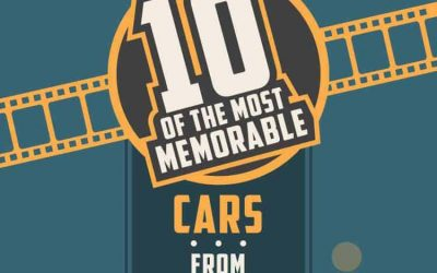 10 of the Most Memorable Cars From the Movies