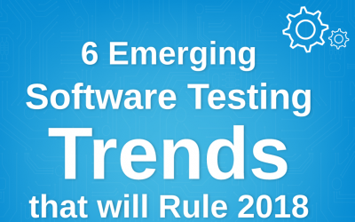 6 Emerging Software Testing Trends That Will Rule 2018