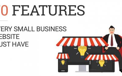 70 Features Every Small Business Website Must Have