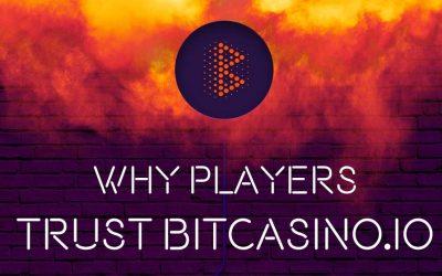 Why Players Trust Bitcasino