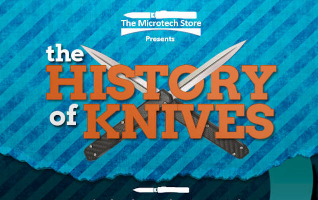 The History of Knives