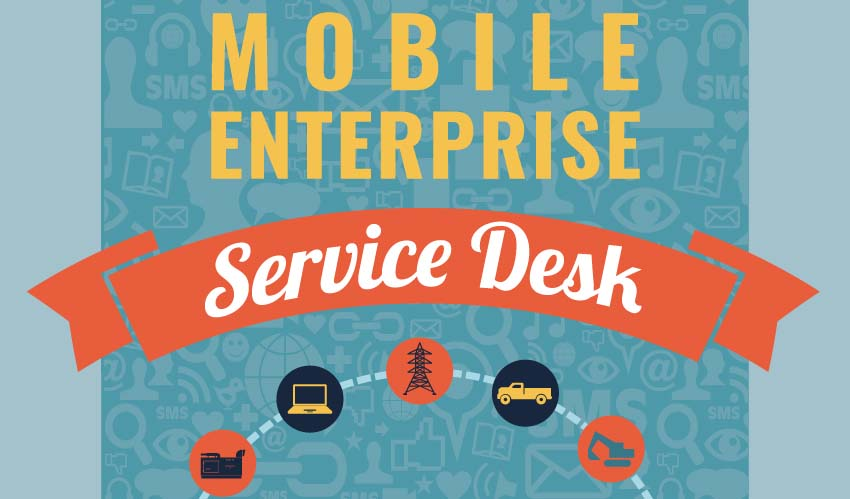 Mobile Enterprise Service Desk