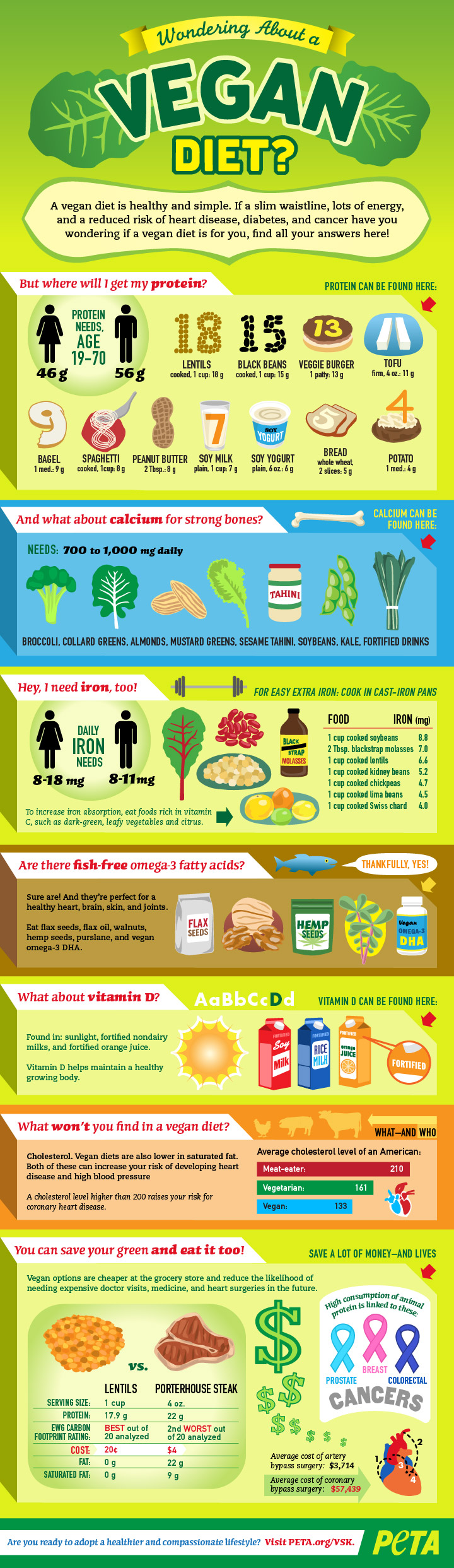 Wondering About a Vegan Diet?