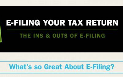 The Ins and Outs of E-Filing Your Tax Return