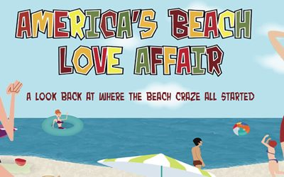 America's Beach Love Affair