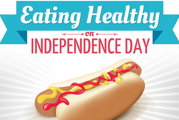 Eating Healthy On Independence Day