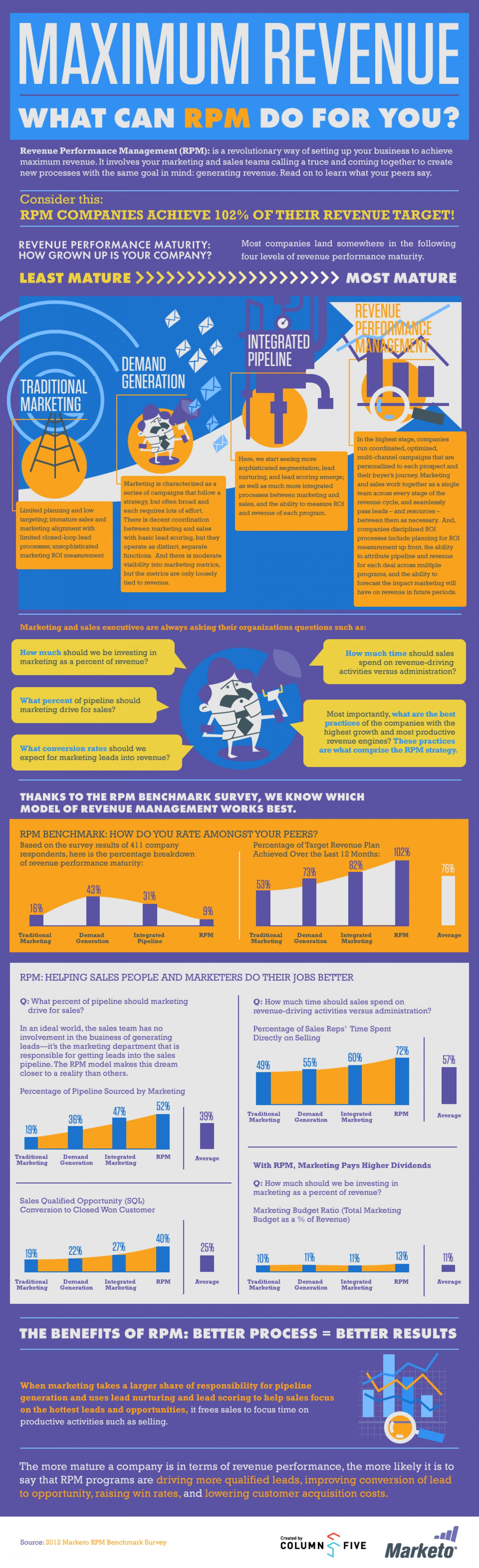 Maximum Revenue: What Can RPM Do For You?