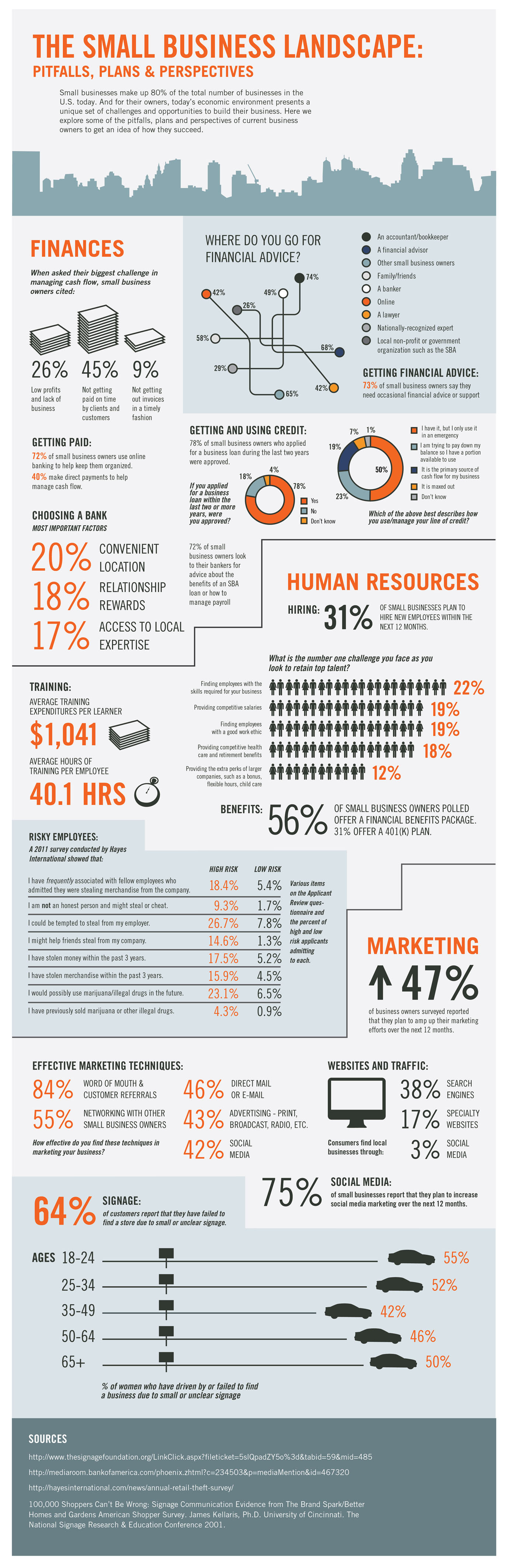 The Small Business Landscape
