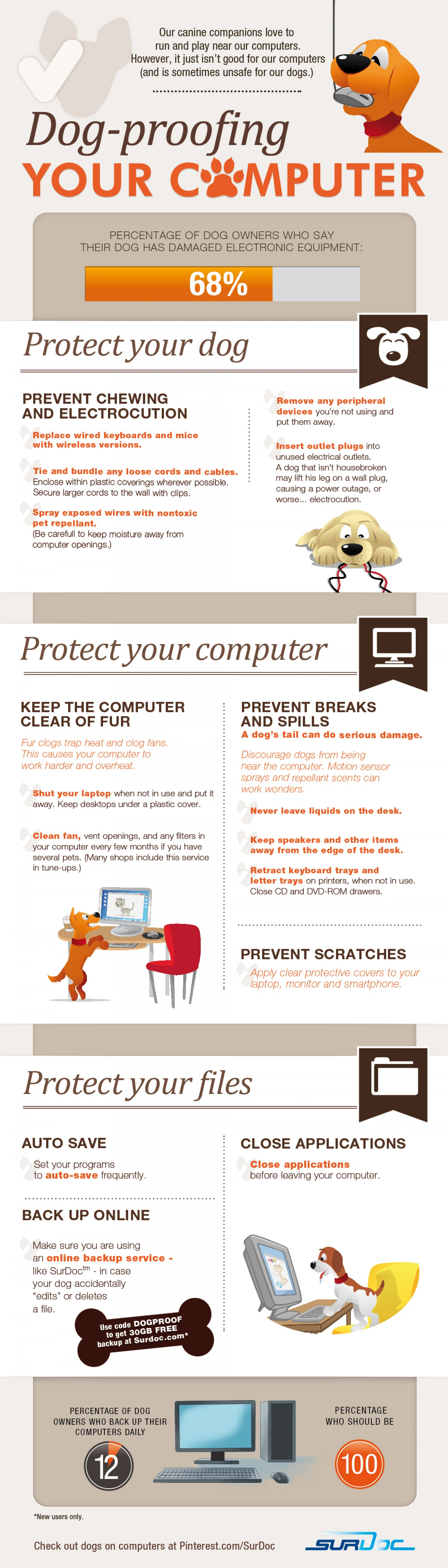 Dog-Proofing Your Computer