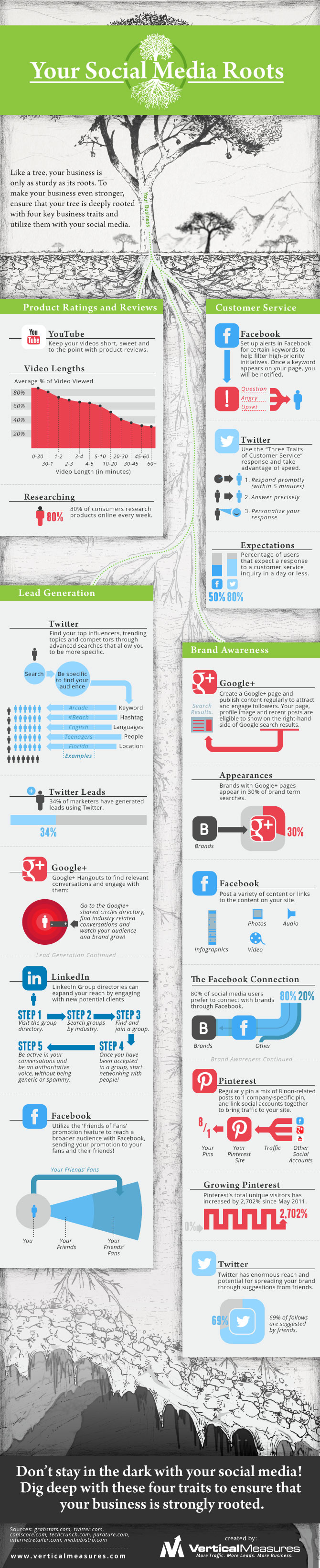 Your Social Media Roots