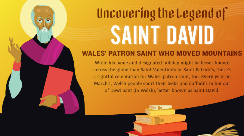 St. David's Day: Uncovering the Legend