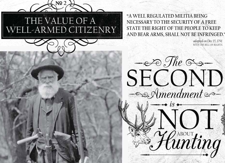 The Value of a Well-Armed Citizenry
