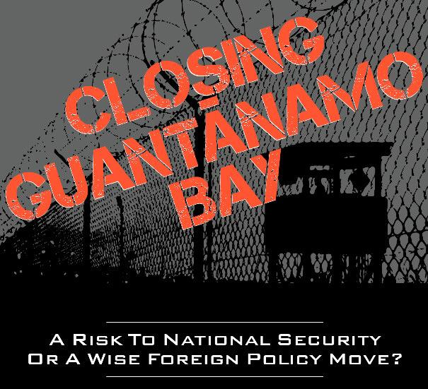Closing Guantanamo Bay