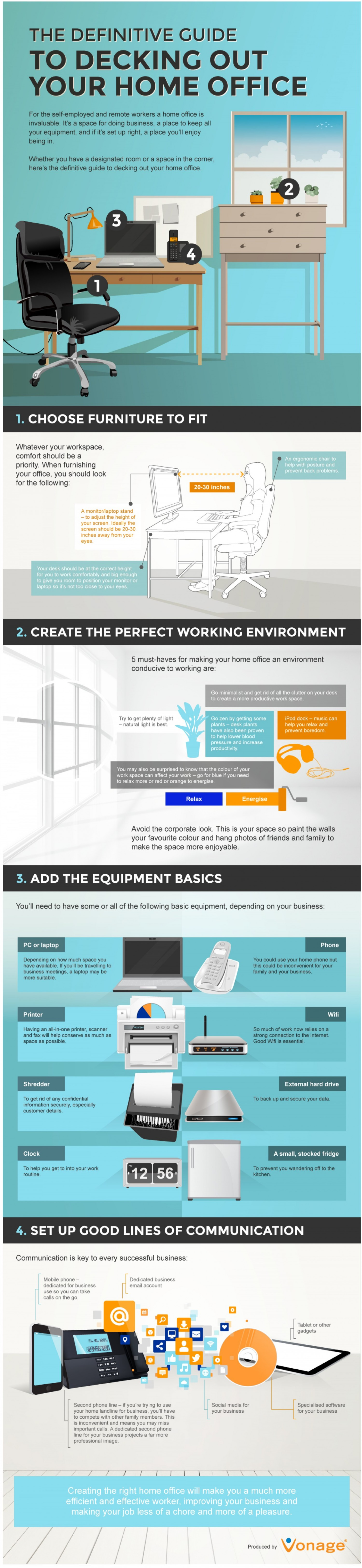 How To Set Up the Ultimate Home Office