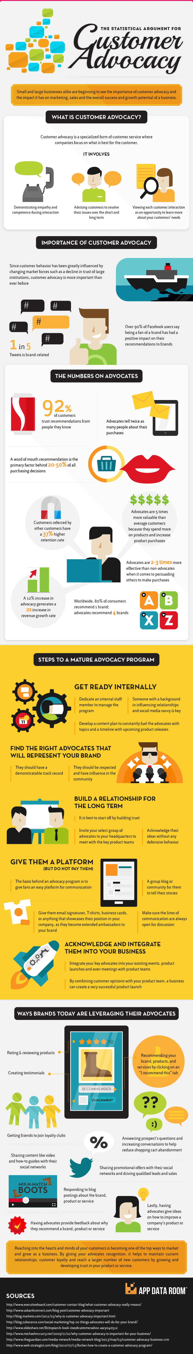 The Statistical Argument For Customer Advocacy