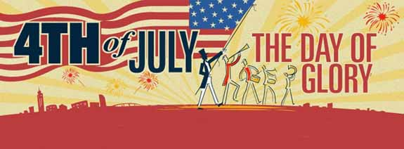 4th of July – The Day of Glory