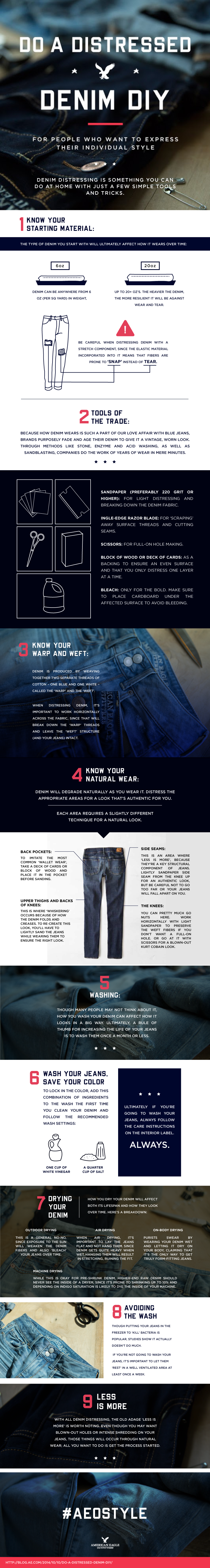 DIY Jeans Hacks