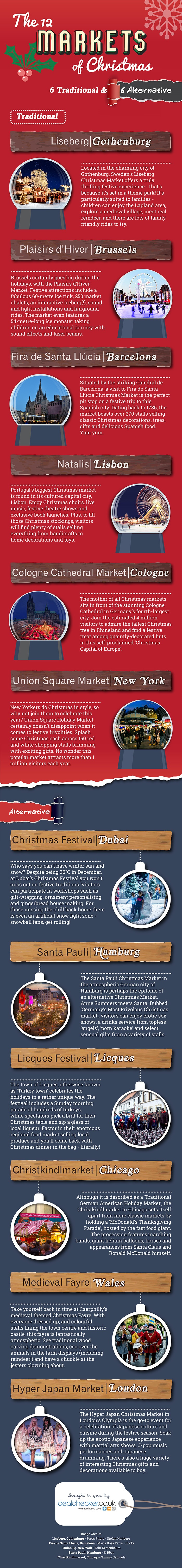 The 12 Markets of Christmas