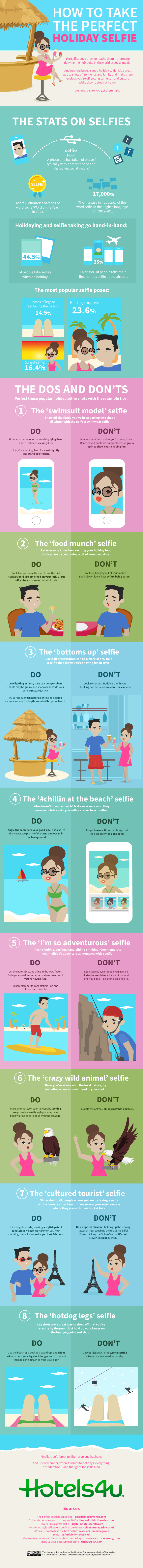 How To Take The Perfect Holiday Selfie