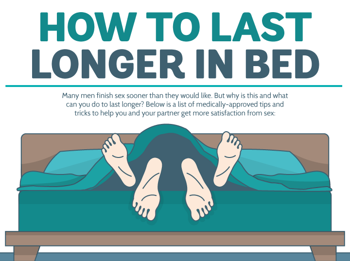 How To Last Longer In Bed Infographic-1597