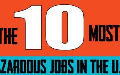 The 10 Most Hazardous Jobs in the U.S.
