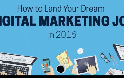 How to Land Your Dream Digital Marketing Job in 2016