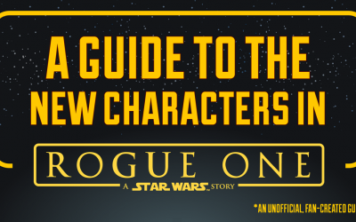 A Guide to Rogue One's New Characters