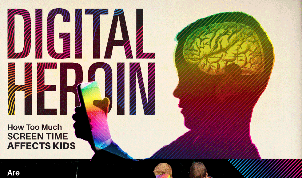 digital heroin  how too much screen time affects kids