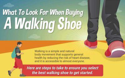 Buy the Perfect Walking Shoe Guide