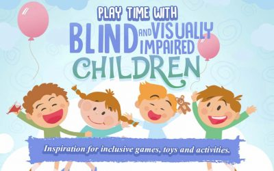 Playtime With Blind and Visually Impaired Children