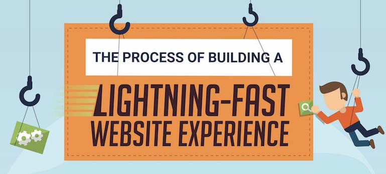 14 Steps To Building A Lightning-Fast Web Experience [Infographic]