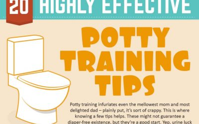 20 Highly Effective Potty Training Tips