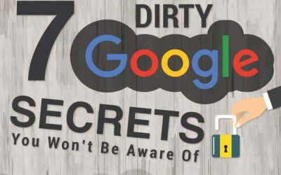 7 Dirty Google Secrets You Won't Be Aware Of